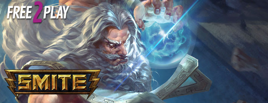 Smite - Play Now at GAME.co.uk!