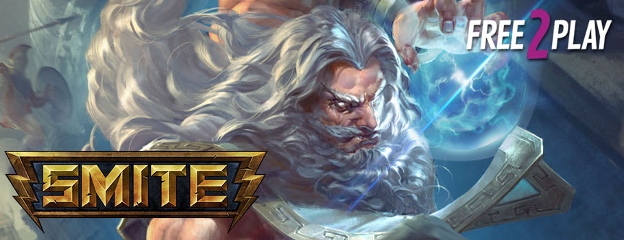 Smite - Play Now at GAME.co.uk