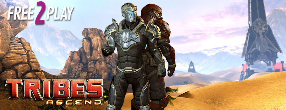 Tribes Ascend for Free2Play  - Play Now at GAME.co.uk!