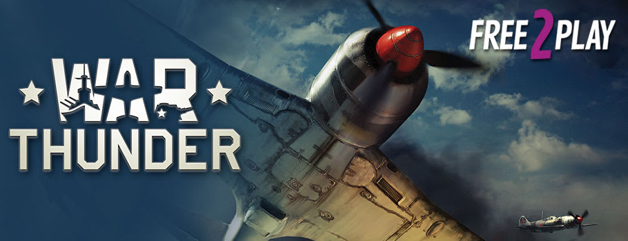 War Thunder - Play Now at GAME.co.uk