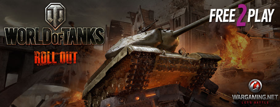 World of Tanks for Free2Play  - Play Now at GAME.co.uk!