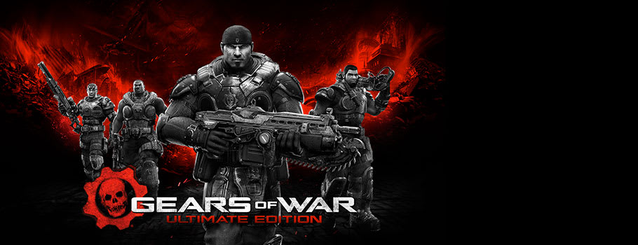 Gears of War Ultimate Edition for Xbox Live - Prepurchase Now at GAME.co.uk!
