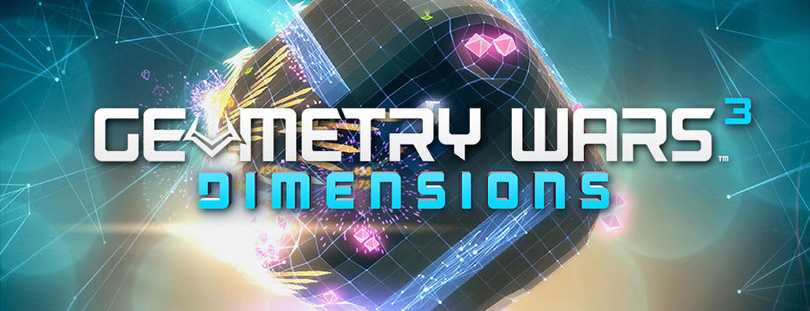 Geometry Wars for Xbox Live - Download Now at GAME.co.uk!