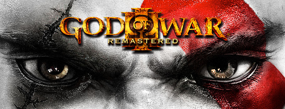 God of war III Remastered for PlayStation 4 - Preorder Now at GAME.co.uk!
