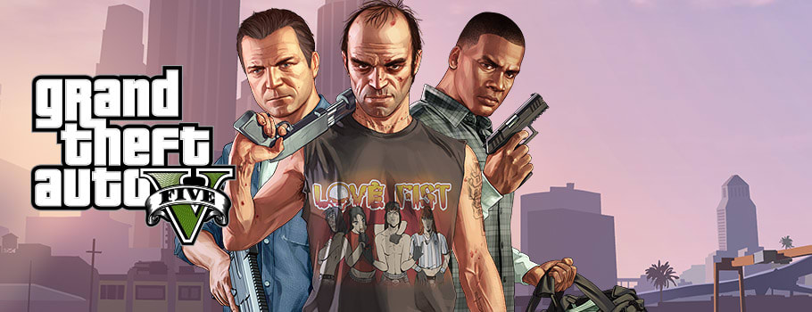Grand Theft Auto V - Preorder Now at GAME.co.uk!