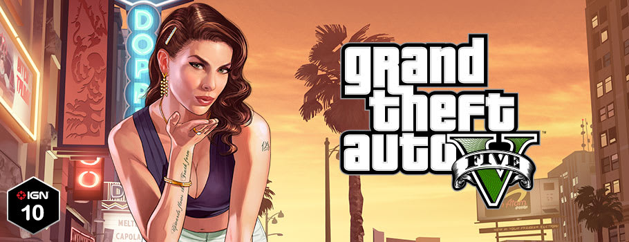 Grand Theft Auto V for PlayStation 4 - Preorder Now at GAME.co.uk!
