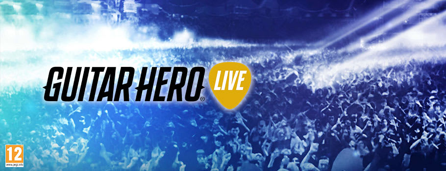 Guitar Hero Live for Nintendo Wii U - Preorder Now at GAME.co.uk!