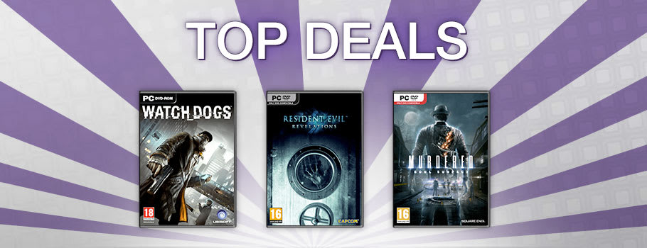 Half Term Offers for PC - Buy Now at GAME.co.uk!