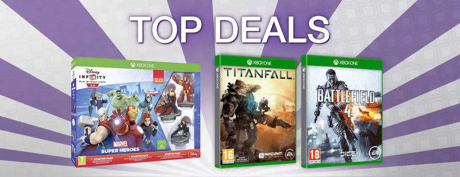 Deals for Xbox One - Buy Now at GAME.co.uk!