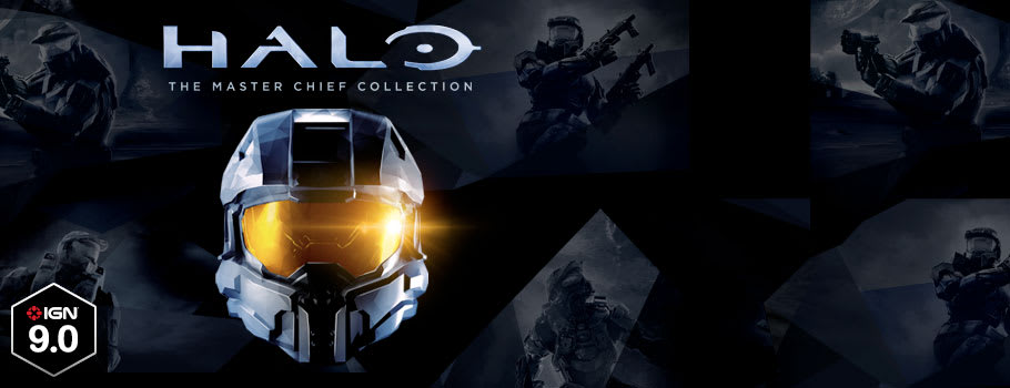 Halo: Master Chief Collection for Xbox One - Preorder Now at GAME.co.uk!