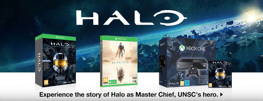 Halo Theme Week Games and Accessories - Buy Now at GAME.co.uk!