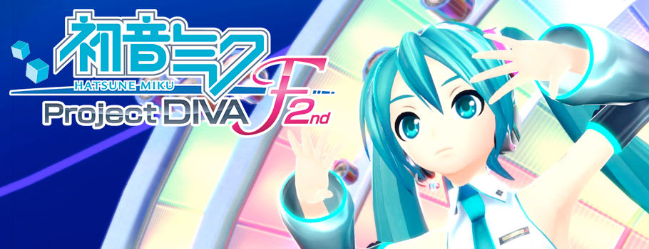 Hatsune Miku: Project DIVA F 2nd for PlayStation VITA - Preorder Now at GAME.co.uk!