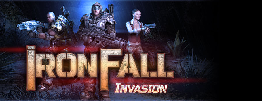 Iron Fall Invasion for Nintendo eShop - Download Now at GAME.co.uk!