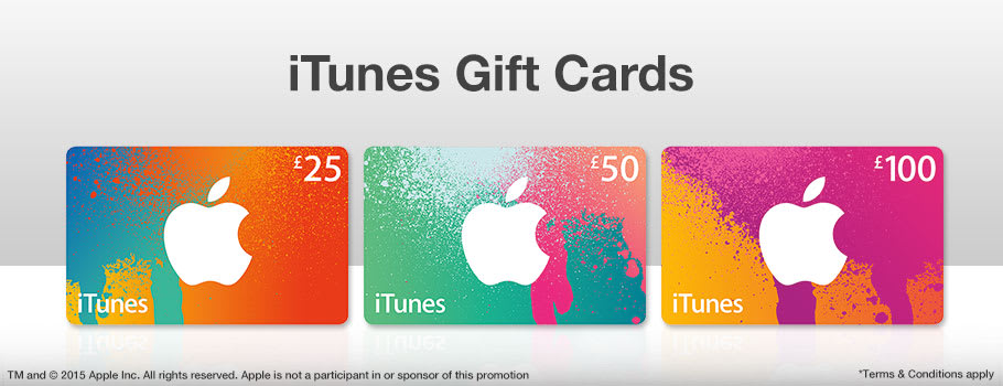 Get 30% off iTunes Gift Cards - Buy Now at GAME.co.uk!