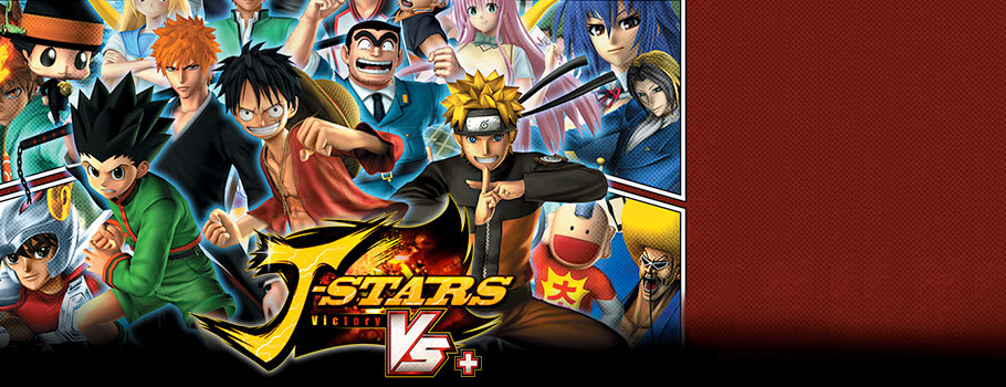 J-Stars Victory VS for PlayStation VITA - Preorder Now at GAME.co.uk!