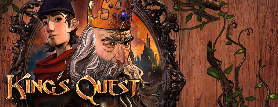 Kings Quest Complete Collection Prepurchase Now at GAME.co.uk!