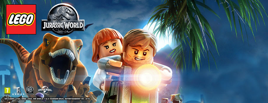 LEGO Jurassic World for PlayStation VITA - Order Now at GAME.co.uk!
