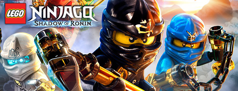 LEGO Ninjago: Shadow of Ronin for PlayStation VITA - Buy Now at GAME.co.uk!