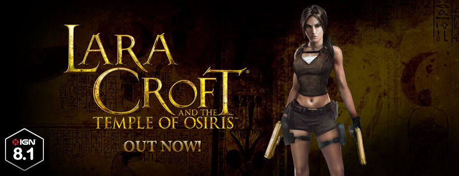 Lara Croft and the Temple of Osiris for Xbox Live - Download Now at GAME.co.uk!