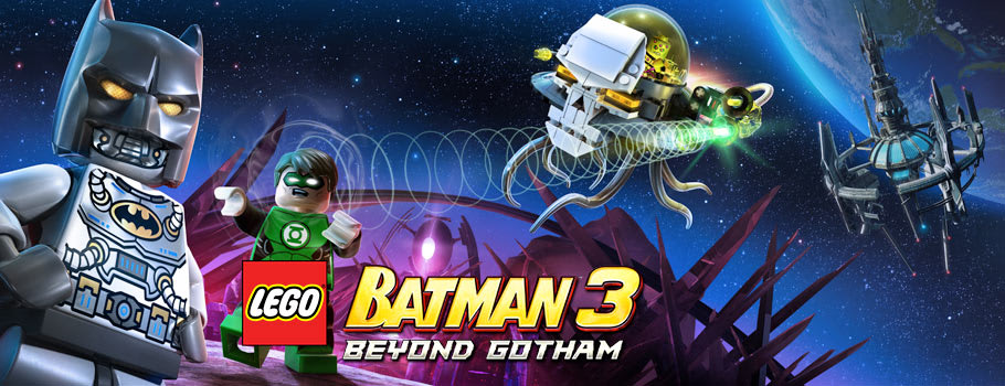 LEGO Batman 3 for Nintendo Wii U - Preorder Now at GAME.co.uk!