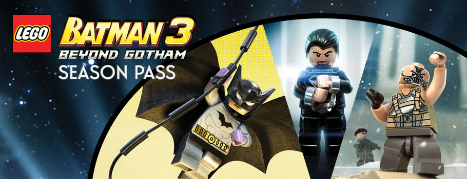 LEGO Batman 3 Season Pass for Xbox Live - Download Now at GAME.co.uk!