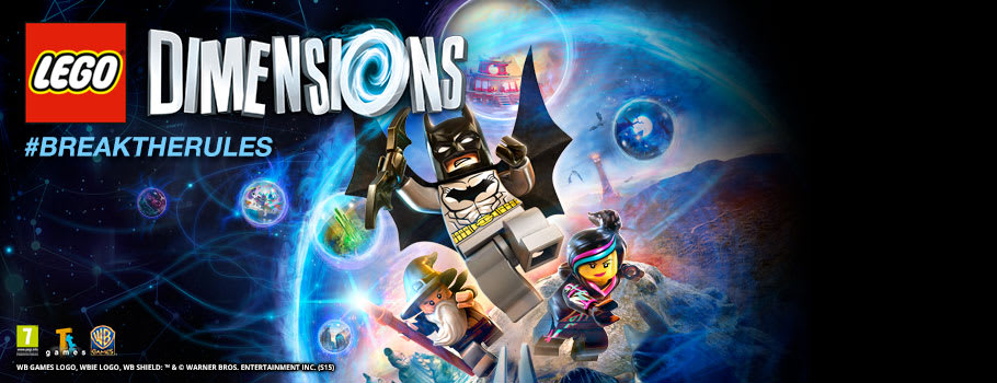 LEGO Dimensions - Preorder Now at GAME.co.uk!