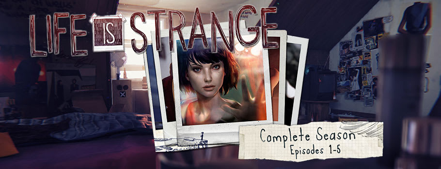 Life is Strange Complete Edition for PC Download - Download Now at GAME.co.uk!