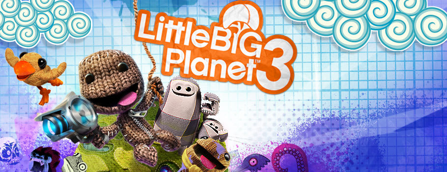 LittleBigPlanet 3 - Preorder Now at GAME.co.uk!