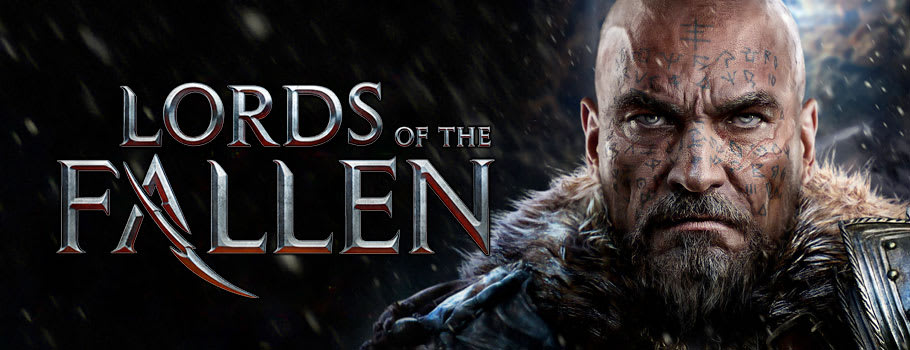 Lords of the Fallen - Preorder Now at GAME.co.uk!