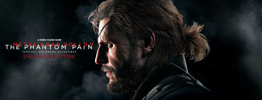 Metal Gear Solid V - Preorder Now at GAME.co.uk!