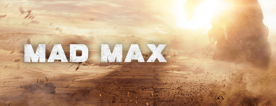 MAd Max for PC - Preorder Now at GAME.co.uk!