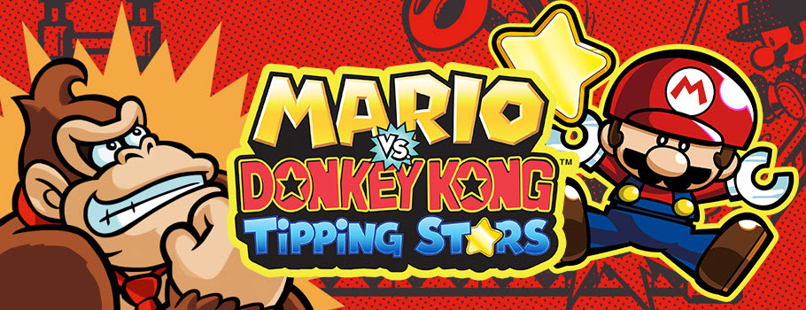Mario vs. Donkey Kong - Tipping Stars for Nintendo eShop - Download Now at GAME.co.uk!