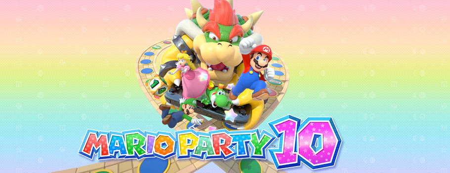 Mario Party 10 for Nintendo eShop - Download Now at GAME.co.uk!