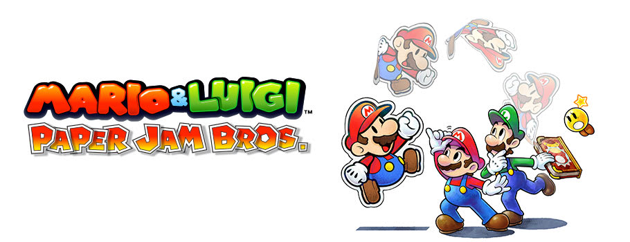 Mario & Luigi Paper Jam for Nintendo 3DS - Preorder Now at GAME.co.uk!