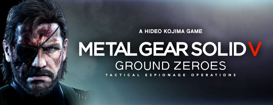 Metal Gear Solid Ground Zeroes for PC - Buy Now at GAME.co.uk!
