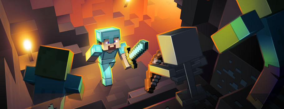 Minecraft for PlayStation Network - Download Now at GAME.co.uk!