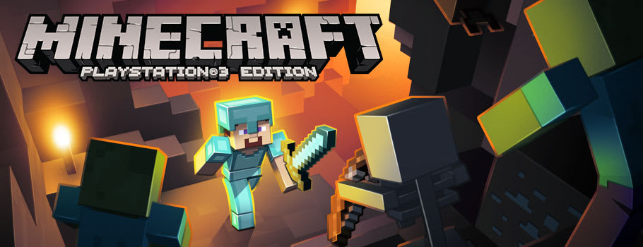 Minecraft for PlayStation 3 - Buy Now at GAME.co.uk!