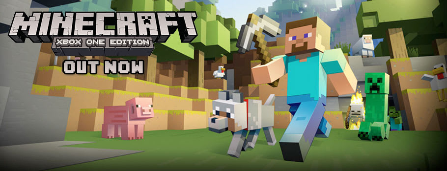 Minecraft for Xbox One - Buy Now at GAME.co.uk!