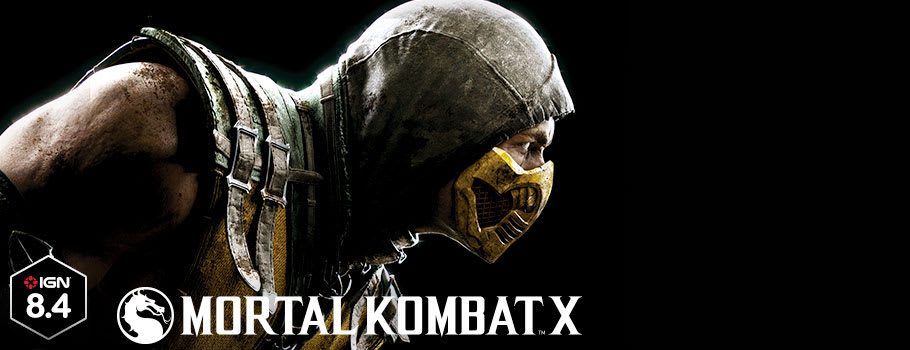 Mortal Kombat X for Xbox One - Out Now at GAME.co.uk!