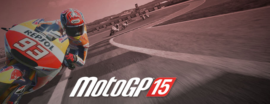 Moto GP 15 for PlayStation 3 - Preorder Now at GAME.co.uk!