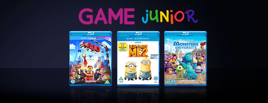 GAME Junior Movies - Buy Now at GAME.co.uk!