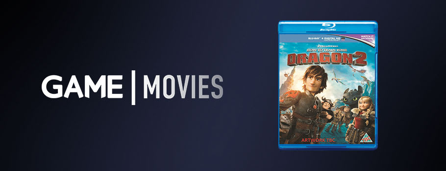 How to Train your Dragon 2  - Preorder Now at GAME.co.uk!