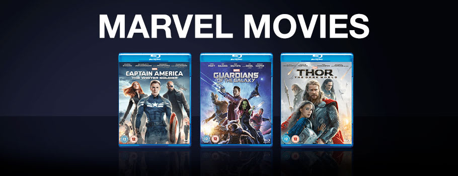 Marvel Movies  - Buy Now at GAME.co.uk!