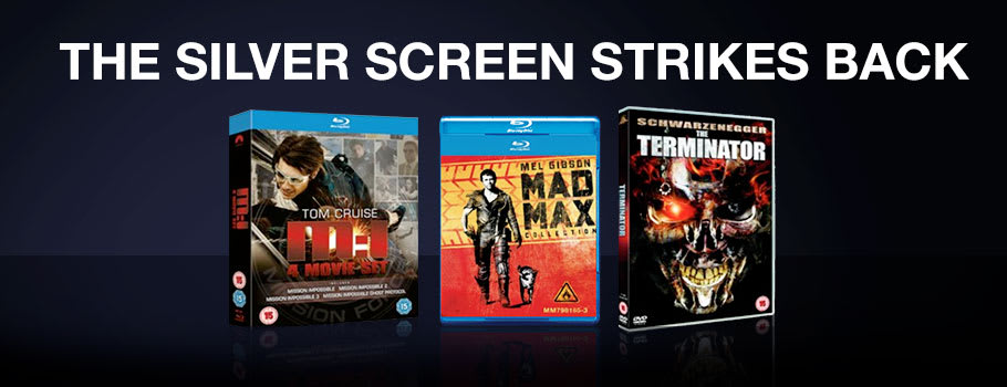 The Silver Screen Strikes Again  - Buy Now at GAME.co.uk!