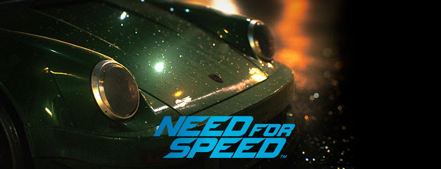 Need for Speed - Preorder Now at GAME.co.uk!