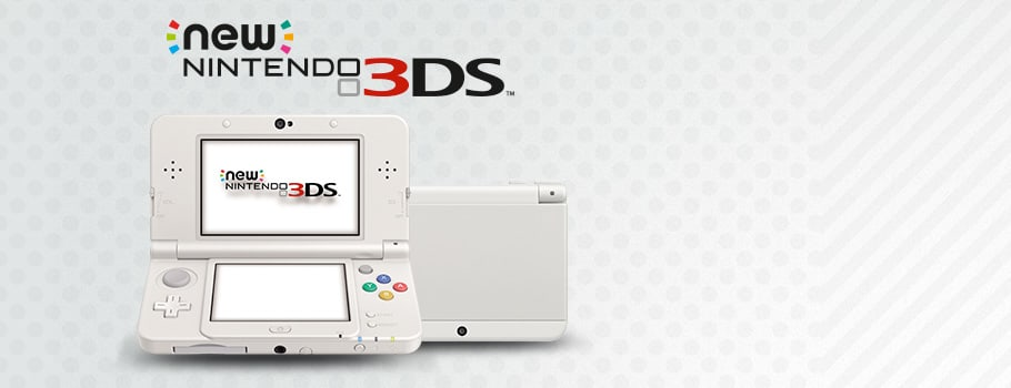 Console Bundles for Nintendo 3DS - Buy Now at GAME.co.uk!