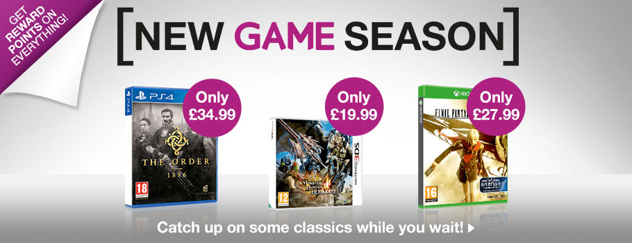 Deals - Buy Now at GAME.co.uk!