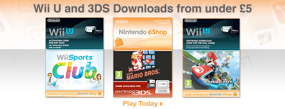 Nintendo Digital - Buy Now at GAME.co.uk!