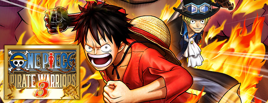 One Piece Pirate Warriors 3 for PlayStation VITA - Buy Now at GAME.co.uk!