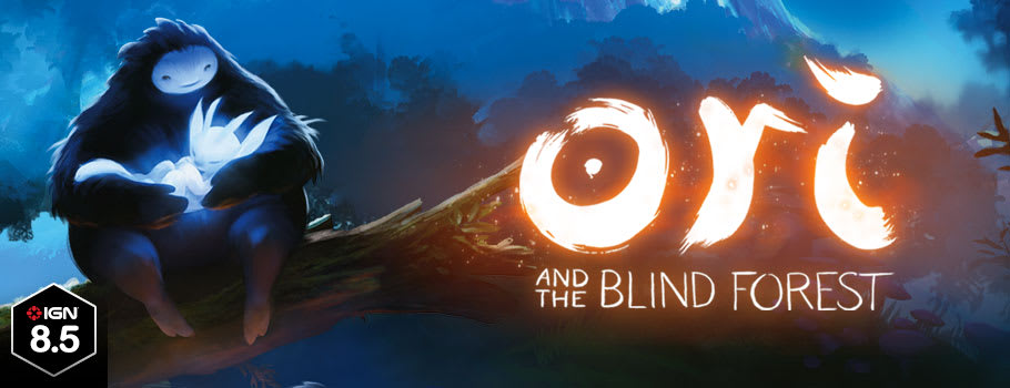 Ori and the Blind Forest for Xbox Live - Download Now at GAME.co.uk!